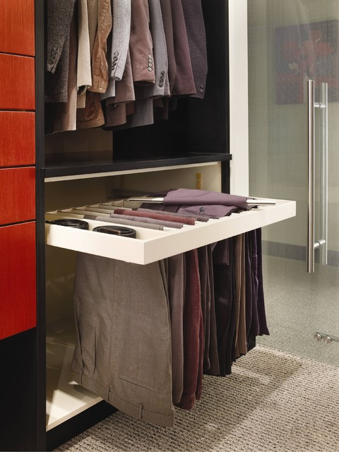 Pant Hangers Closet Contemporary with Brookhaven Cabinet Innovations Closets