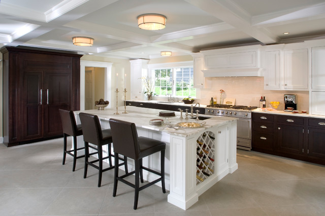 Paramus Lighting Kitchen Traditional with Bergen County Kitchens Caldwell2