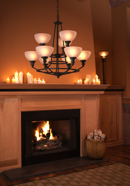 Pillar Candles Living Room Traditional with Area Rug Candles Chandelier