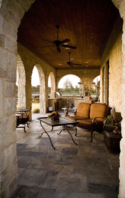 Prosource Flooring Patio Traditional with Backyard Ceiling Fan Exterior