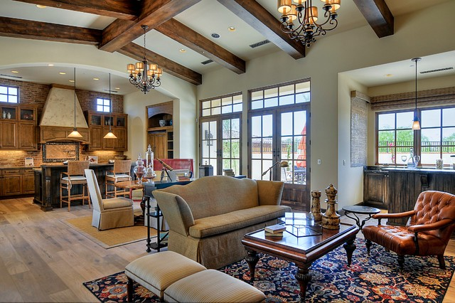 Robb and Stucky Living Room Traditional with Area Rug Camelback Mountain