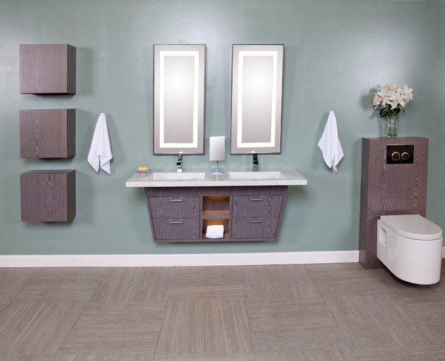 Robern Bathroom Modern with Categorybathroomstylemodernlocationother Metro