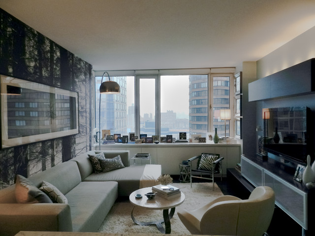 Rolly Chair Living Room Contemporary with Categoryliving Roomstylecontemporarylocationnew York