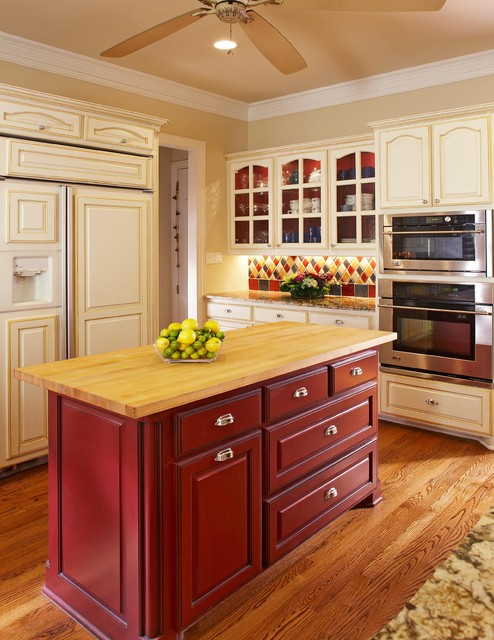 Rustoleum Cabinet Transformations Colors Kitchen Traditional with Advantium Microwave Built In