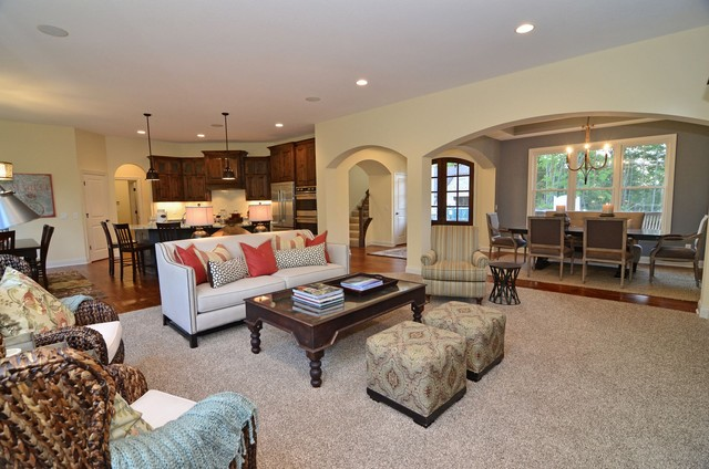 Seagrass Chairs Living Room Traditional with Archway Area Rug Ceiling