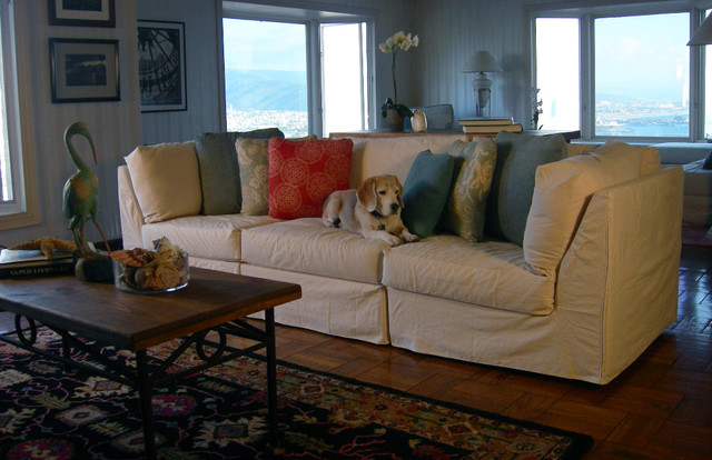 Sectional Sofa Slipcovers Living Room Transitional with Canvas Slipcovers Sectional Slipcovers