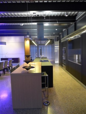 sesco lighting Kitchen with 3500 STRAIGHT LED Deco