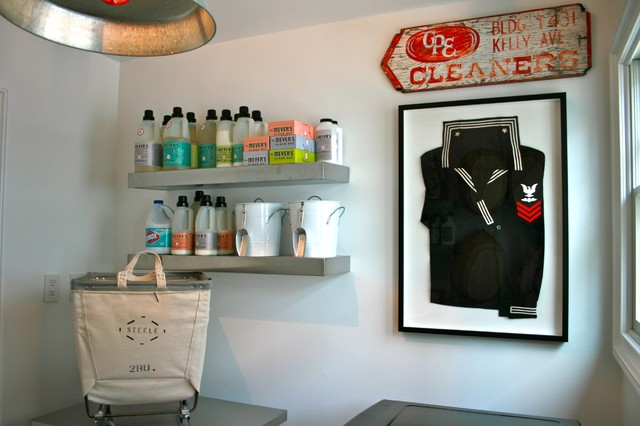 Shadowbox Frames Laundry Room Eclectic with Categorylaundry Roomstyleeclecticlocationlos Angeles