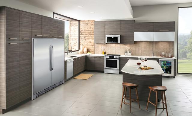 Sharp Microwave Drawer Kitchen Contemporarywith Categorykitchenstylecontemporary