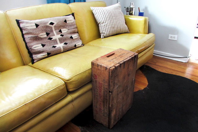 Sheepskin Rugssold Byruby Georgevisit Store Side Tables and End Tables Eclecticwith Sold Byruby Georgevisit Store Categoryside