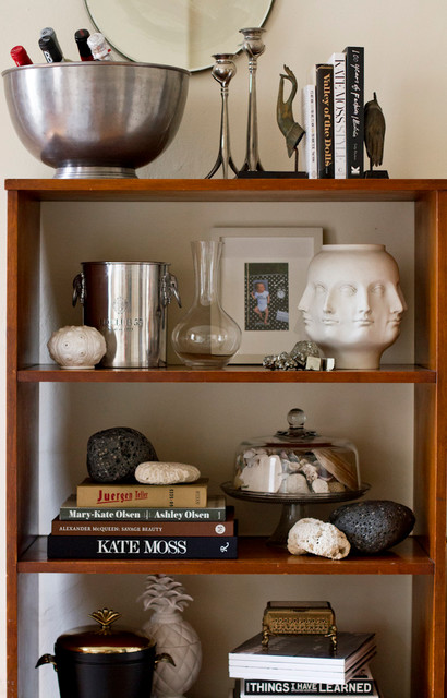 shelfs Spaces Eclectic with CategorySpacesStyleEclecticLocationNew York