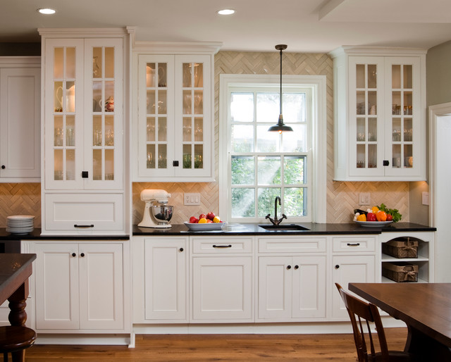 Shiloh Cabinets Kitchen Traditional with Beaded Inset Cabinetry Beaded1