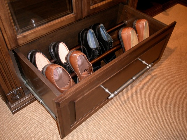 Shoe Organizer Ikea Closet Modern with Angled Shoe Drawer Bedroom