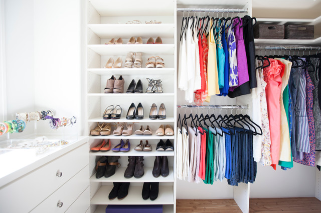 Shoe Racks for Closets Closet Contemporary with Ankle Boots Closet Organization