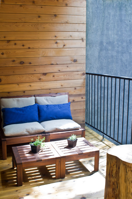Sikkens Cetol Srd Deck Contemporary with Cedar Cedar Cladding Chair