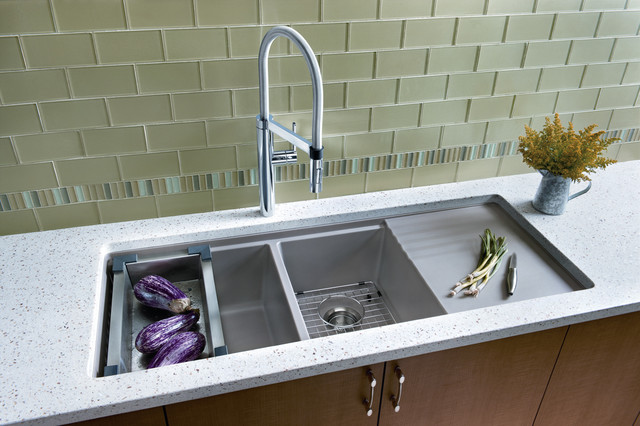Sink with Drainboard Kitchen Modern with Categorykitchenstylemodernlocationsan Luis Obispo