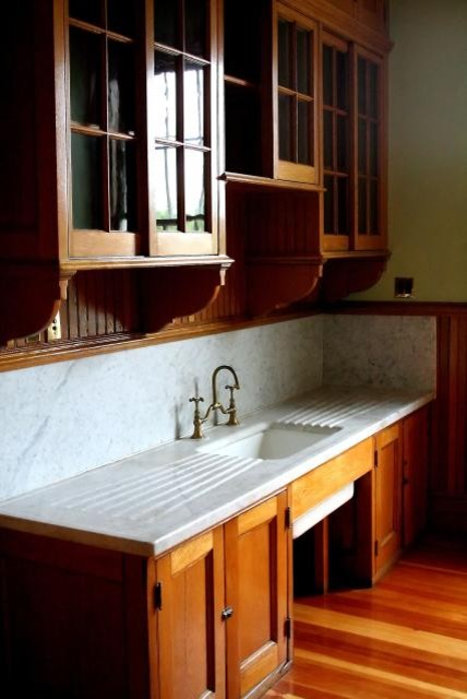 Sink with Drainboard Spaces Traditional with Categoryspacesstyletraditionallocationother Metro