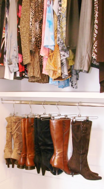 skirt hangers Closet with CategoryClosetLocationOther Metro