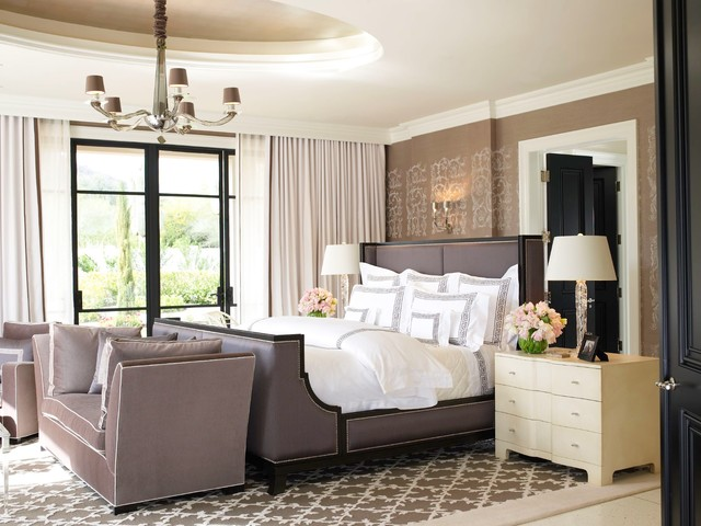 Sleigh Bed Frame Bedroom Contemporary with Area Rug Bed In