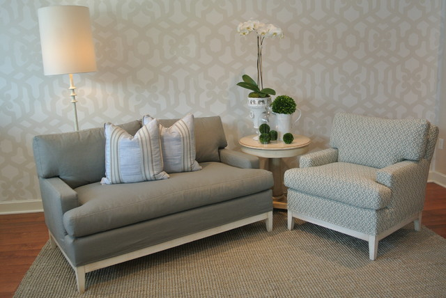 Slipcovers for Loveseats Living Room Transitional with Bench Seat Cream Cream