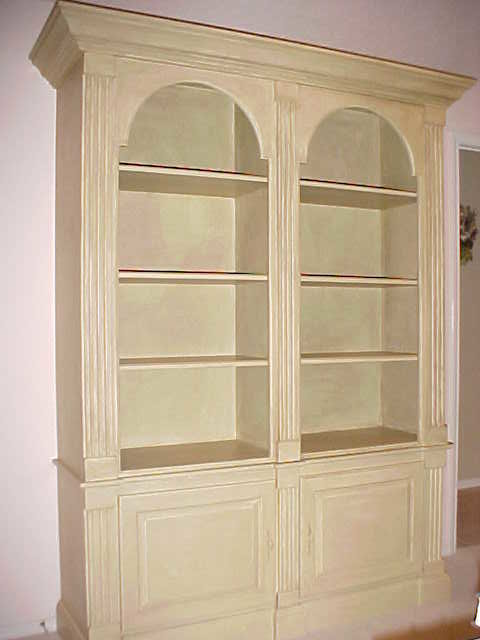 Solid Wood Bookcase Spaces Contemporary with Book Bookcase Bookcases Books