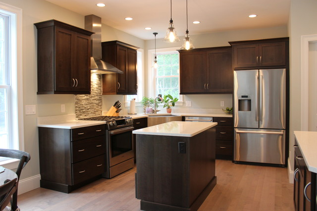 Stainless Steel Cabinet Pulls Kitchen Traditional with Categorykitchenstyletraditionallocationother Metro