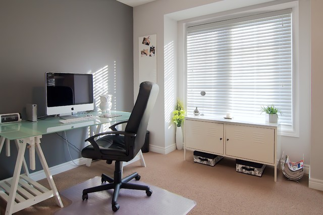 Standing Desk Ikea Home Office Contemporary with Accent Wall Accents Cabinet