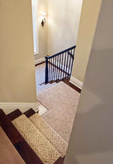 Stanton Carpet Staircase Traditional with Categorystaircasestyletraditionallocationminneapolis