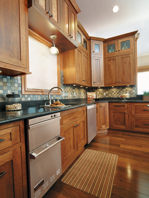 Starmark Cabinetry Kitchen Craftsman with Cabinet Cabinetry Cabinets Cherry
