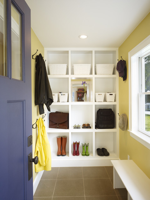 Storage Cubbies Entry Contemporary with Built in Storage Coat