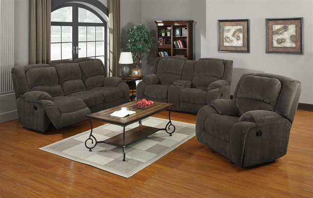 Swivel Recliner Spaces Modern with Contemporary Living Room Dual