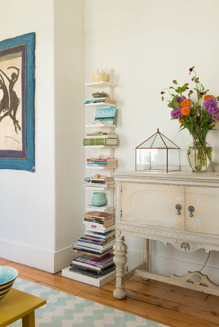 Tall Narrow Bookcase Living Room Farmhouse with Lisa Teague Vertical Bookshelf