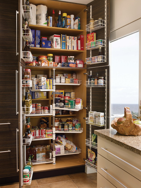 Tall Pantry Cabinet Kitchen Contemporary with Chefs Pantry Emergency Preparedness