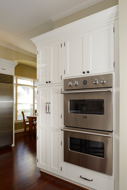Tall Pantry Cabinet Kitchen Transitional with 10 Ceilings Corner Cook