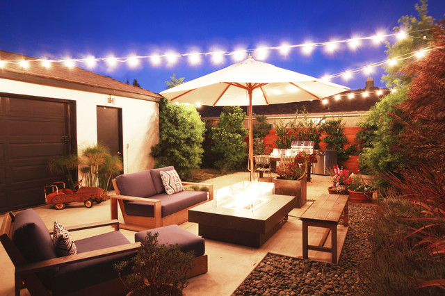 Teak Warehouse Patio Transitional with Al Fresco Backyard Backyard