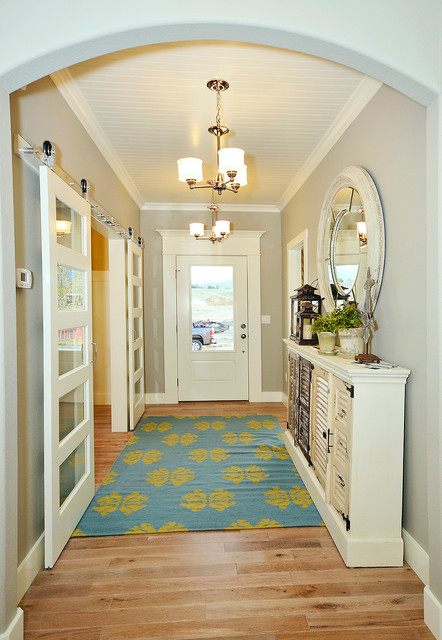 Therma Tru Doors Entry Traditional with Archway Area Rug Barn