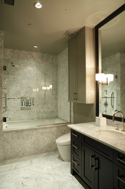 Toto Neorest Bathroom Contemporary with Bathroom Hardware Ceiling Lighting