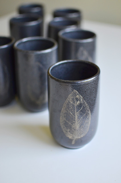 Tumbler Cups Spaces Eclectic with Autumn Candle Holder Diy