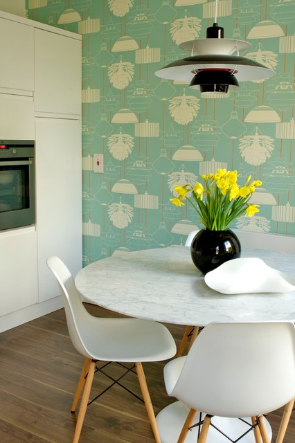 Turquoise Lamp Shade Kitchen Midcentury with Categorykitchenstylemidcenturylocationmelbourne