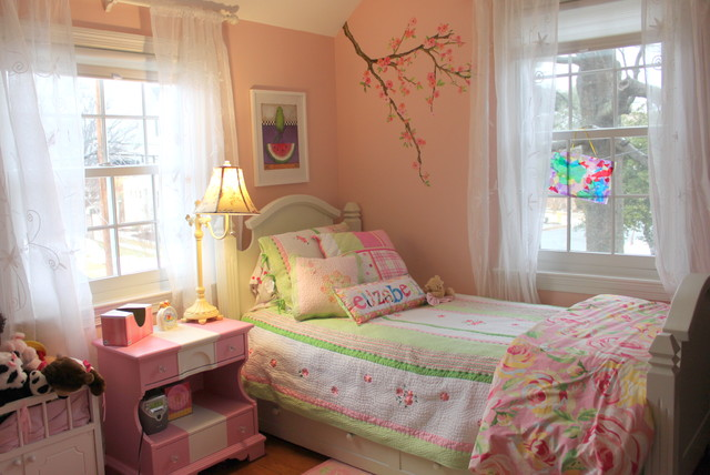 Twin Bedspreads Kids Traditional with Bedroom Bedside Table Curtains