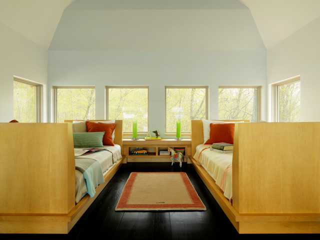 Twin Day Bed Bedroom Contemporary with Contemporary Design Contemporary Renovations