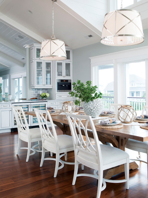 Tyndall Furniture Dining Room Beach with Beach Cottage Beach Home
