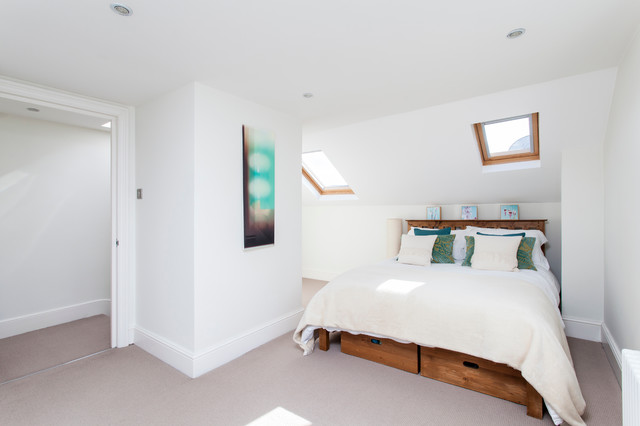underbed storage Bedroom Traditional with CategoryBedroomStyleTraditionalLocationOther Metro