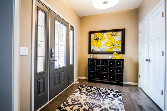 Veridian Homes Entry Contemporary with Atwood Birchwood Birchwood Point