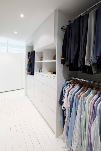 Walk in Closet Organizers Closet Contemporary with Built Ins Clerestory Windows Closet