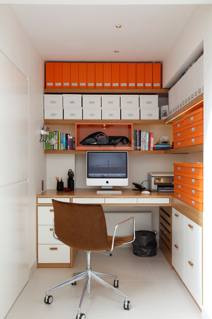 Wall File Organizer Home Office Contemporary with Built in Corner Desk