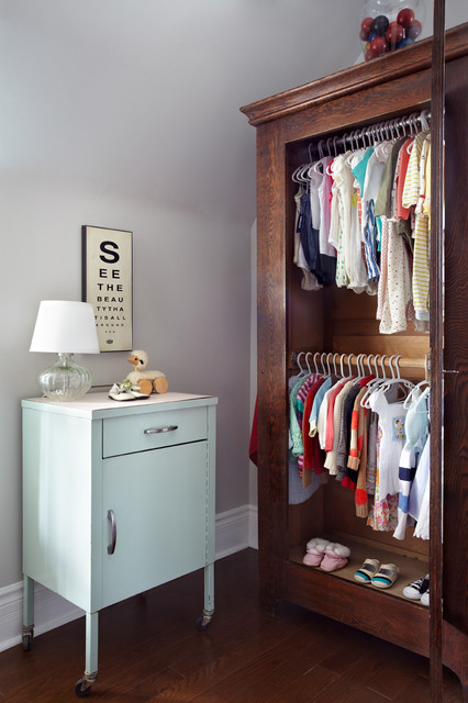 Wardrobe Armoire Nursery Contemporary with Baby Clothes Baby Dresser