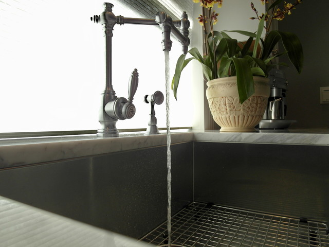 Waterstone Faucets Kitchen Eclectic with Categorykitchenstyleeclecticlocationportland
