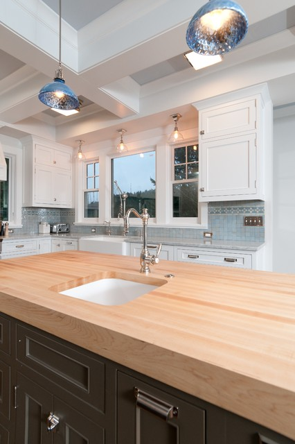 Waterstone Faucets Kitchen Traditional with Accent Ceiling Apron Sink