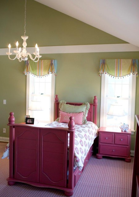 window valance ideas Kids Traditional with Bedroom bedside table carpet